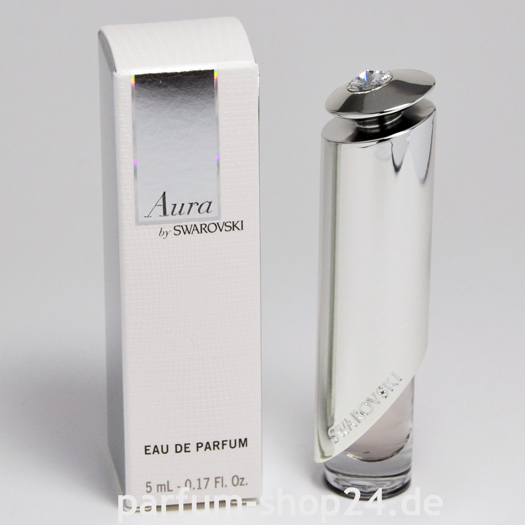 836c67788e2 Aura von Swarovski - Eau de Parfum EdP 5 ml - Miniatur Splash-Flakon