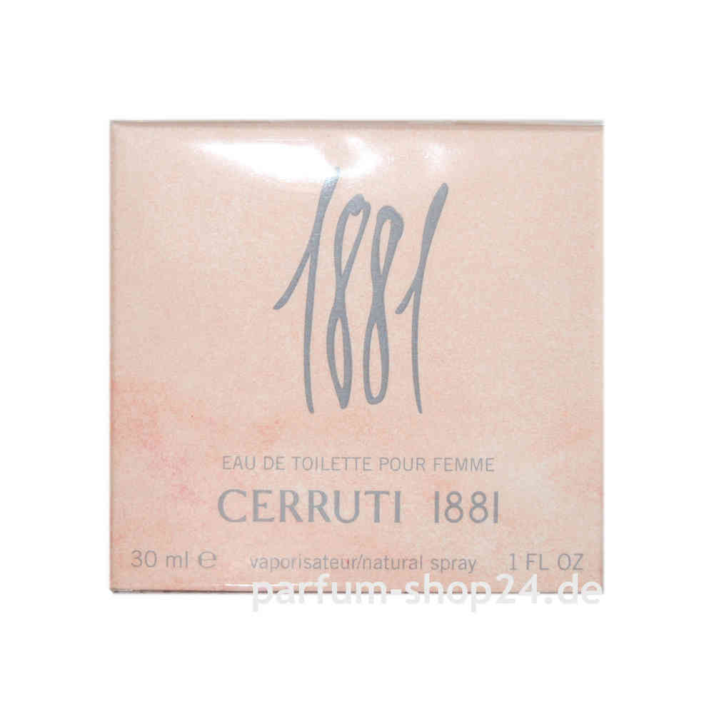 Ml Femme De 1881 Von Edt Cerruti Eau Pour Vapo 30 Toilette Ku3lTFc51J