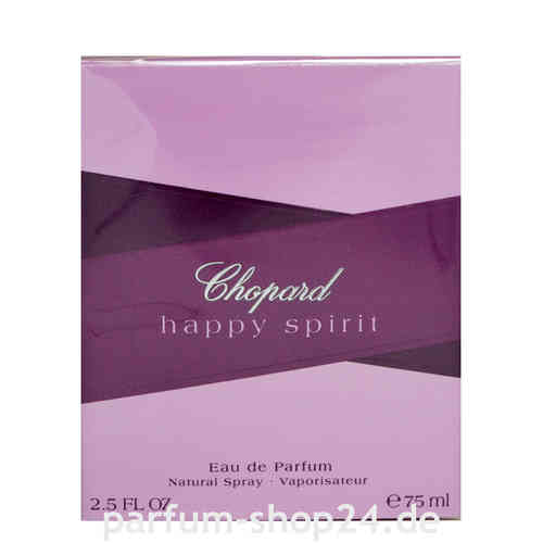 Happy Spirit - Eau de Parfum   Vapo 75 ml *** Rarität ***