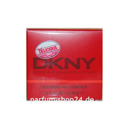 Red Delicious von Donna Karan - Eau de Parfum Vapo EdP 30 ml