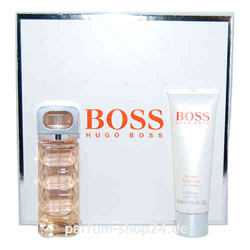 Boss Orange Woman Geschenk-Set von Hugo Boss - Eau de Toilette Vapo EdT 30 ml