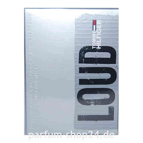 Loud for Him von Tommy Hilfiger - Eau de Toilette Vapo EdT 40 ml