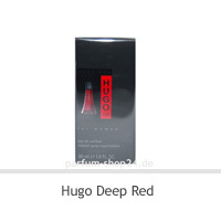 Hugo Deep Red   -  EdP
