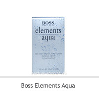 Boss Elements Aqua   -  EdT