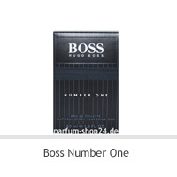 Boss Number One   -  EdT